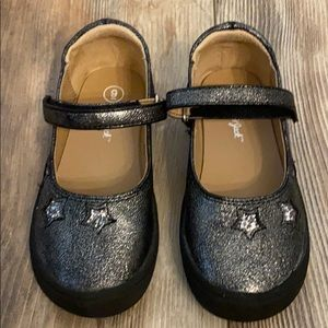 Cat and Jack toddler girls shoes size 9